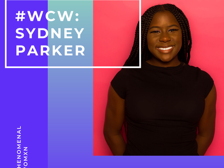 Womxn Crush Wednesday: Sydney Parker
