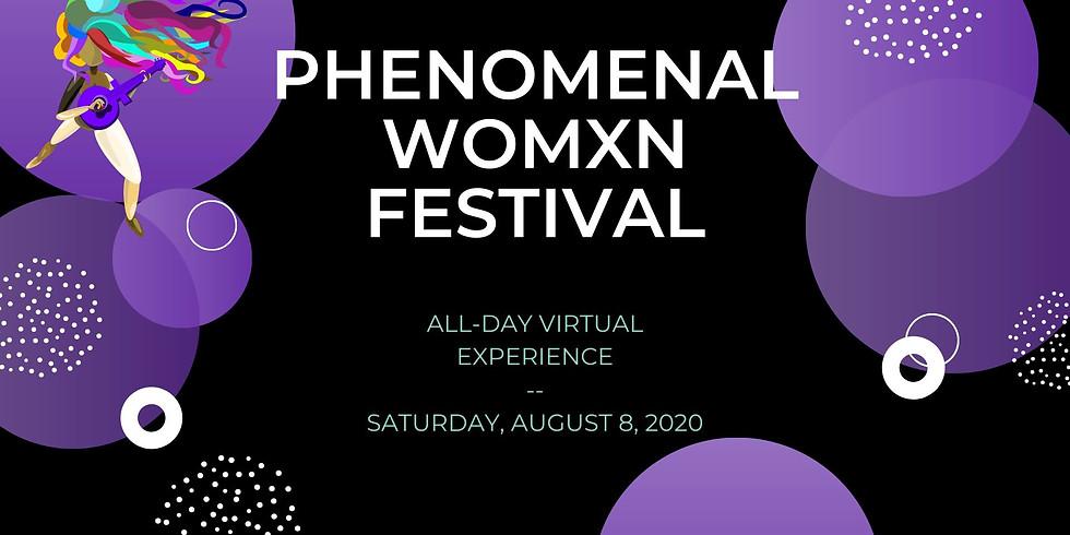 Phenomenal Womxn Festival