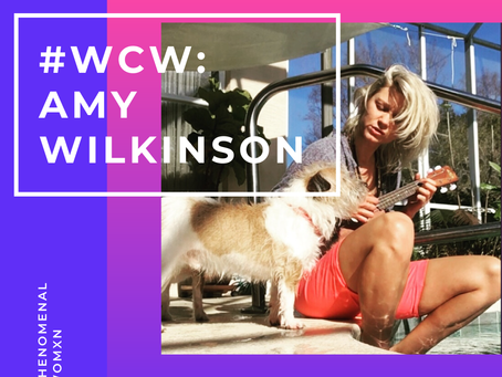 Womxn Crush Wednesday: Amy Wilkinson