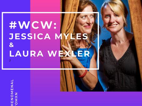 Womxn Crush Wednesday: Jessica Myles and Laura Wexler