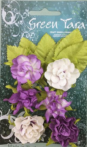 Lavender Tea Rose