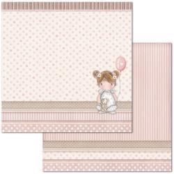 Little Girl Heart Paper