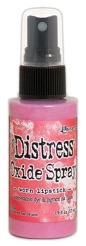 "DISTRESS OXIDE SPRAY ""WORN LIPSTICK"""