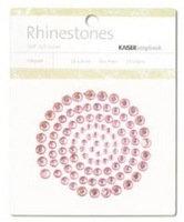 Soft Pink Rhinestones - Kaisercraft