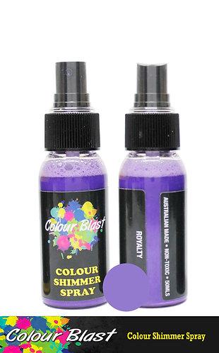 Royalty Shimmer Spray - Colour Blast