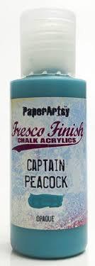 Captain Peacock Fresco Paint