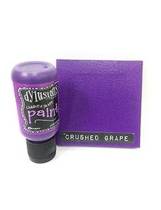 Crushed Grape Dylusions Paint