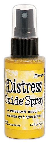 "DISTRESS OXIDE SPRAY ""MUSTARD SEED"""