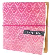 Studio Light Art Journal 16 x 16 cm
