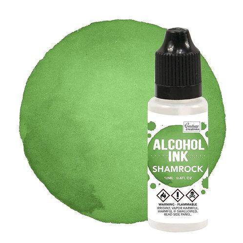 Shamrock Alcohol Ink
