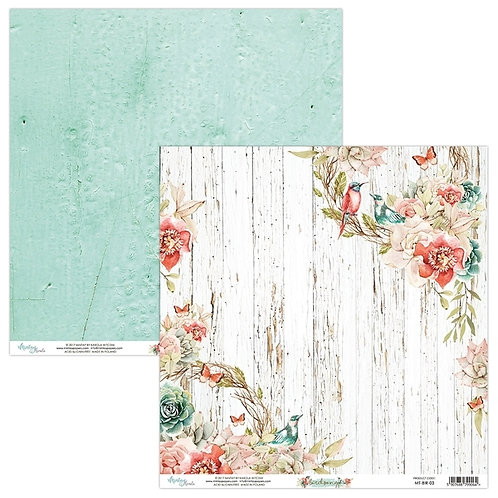 Birdsong 03 12 x 12 paper