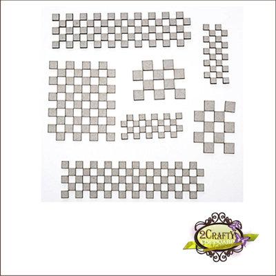 Checkerboard Clumps