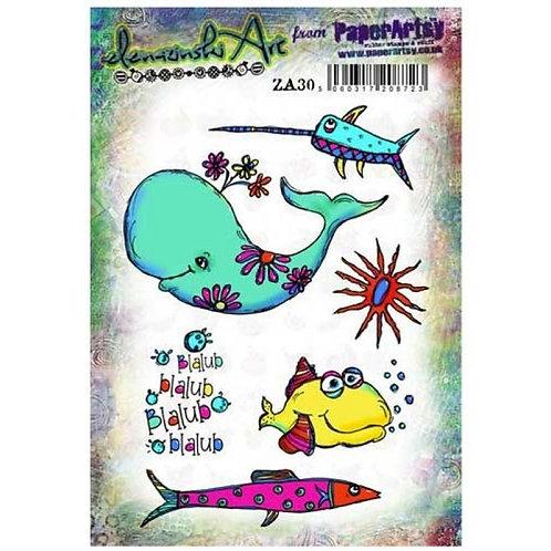 Zinski Stamp Set 30