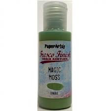 Magic Moss Fresco Paint