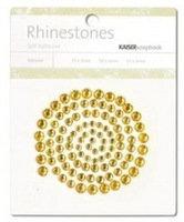 Deep Yellow Rhinestones - Kaisercraft