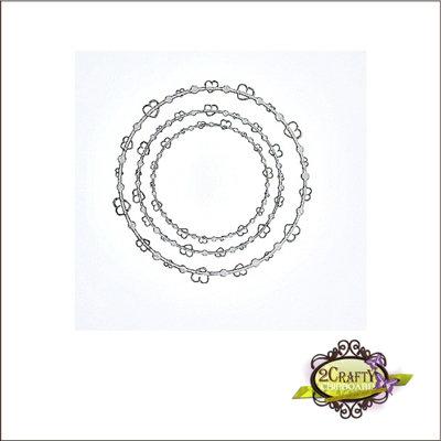 Circle Heart Frames