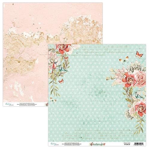 Birdsong 04 12 x 12 paper