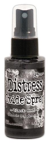 "DISTRESS OXIDE SPRAY ""BLACK SOOT"""