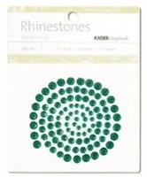 Dark Green Rhinestones - Kaisercraft