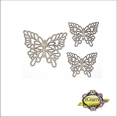 Freda's Butterflies