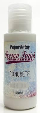 Concrete Fresco Paint