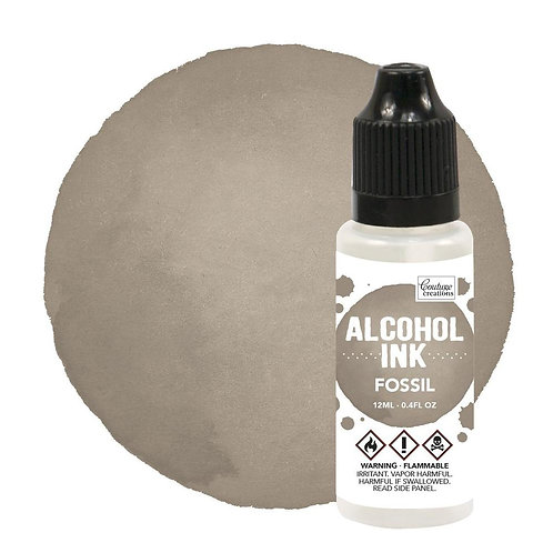 Fossil Alcohol Ink