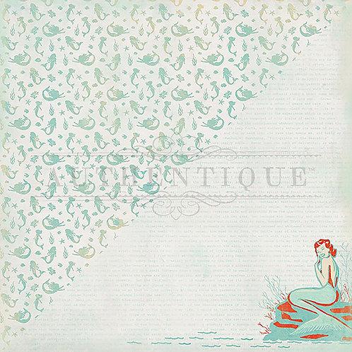Sea Maiden Six - Authentique