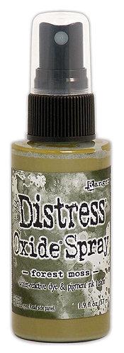 """DISTRESS OXIDE SPRAY """"FOREST MOSS"""""""