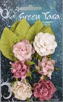 Antique Pink Tea Roses