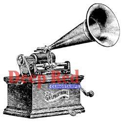 Grammophone - Deep Red