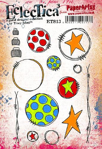 Eclectica Stamp Set 13