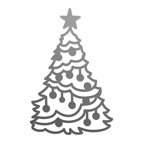 CHRISTMAS TREE MINI DIE