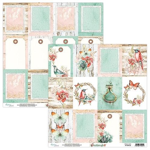 Birdsong 06 12 x 12 paper