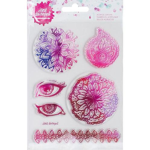 Mixed Media 2 Stamp - Jane Davenport