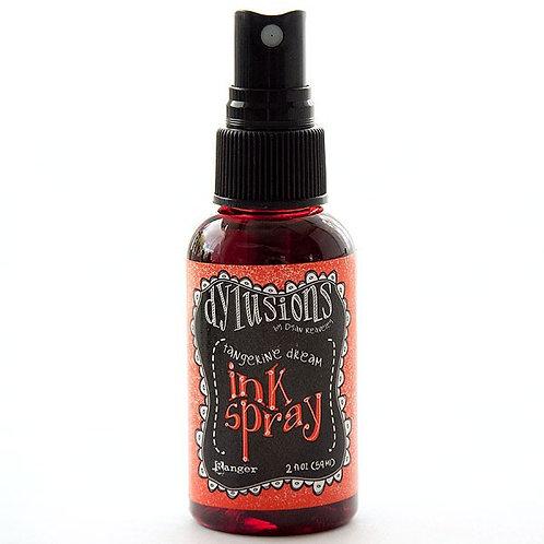 Dylusions Tangerine Dream Ink Spray