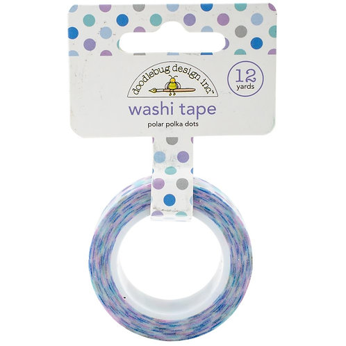 Polar Polka Dots Washi Tape