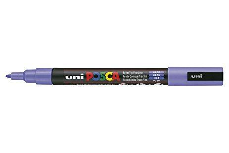 Lilac Posca PC-3M