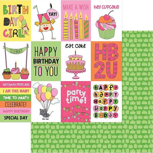 Celebrate - Birthday Girl Wishes