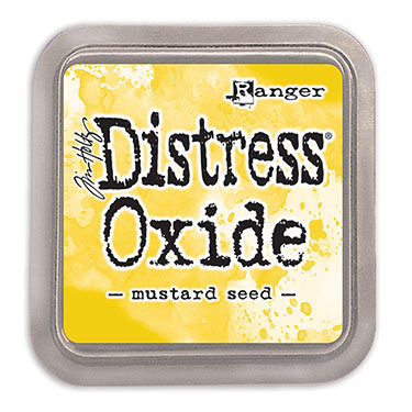 Mustard Seed Oxide Ink