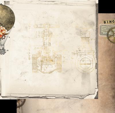 Technical Steampunk Safari