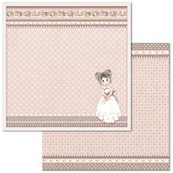Little Girl Textures Paper