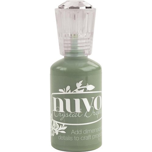 Olive Branch Crystal Nuvo Drops
