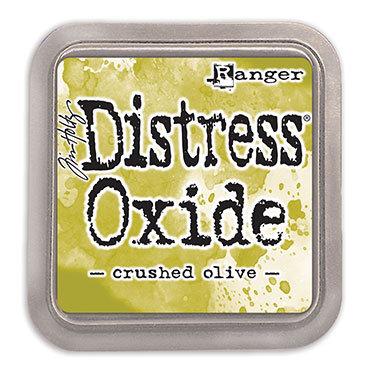 Crushed Olive Oxide Ink
