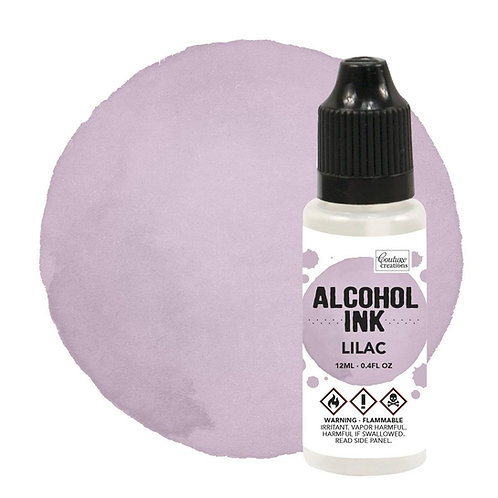 Lilac Alcohol Ink