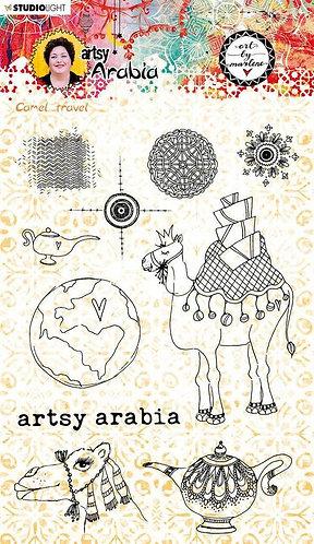 Stamp 60 Artsy Arabia