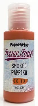 Smoked Paprika Fresco Paint