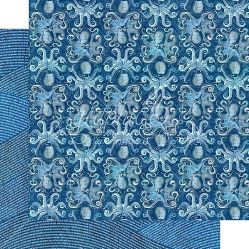 Kauai Ocean Blue Collection