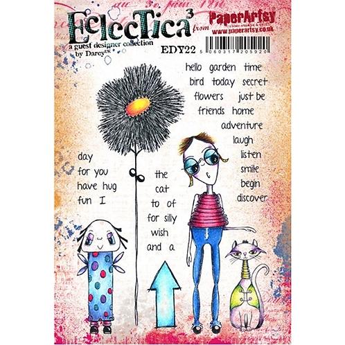 Eclectica Stamp Set 22