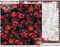 Darkness - Vampyre Rose