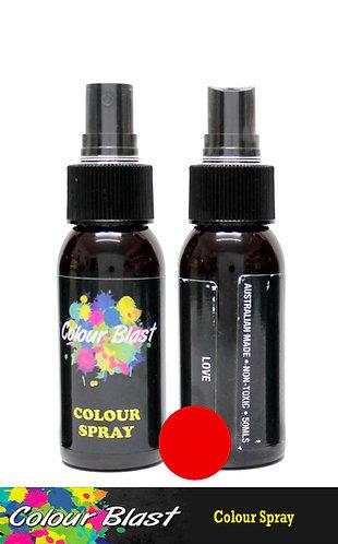 Love Colour Spray - Colour Blast